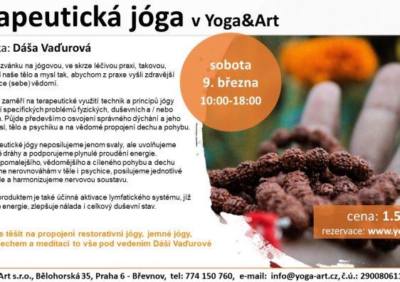 Terapeutická jóga - 09032019